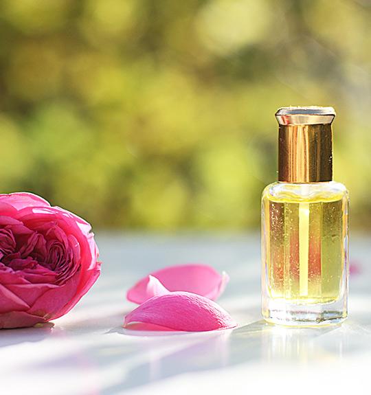 Aromatische oliën