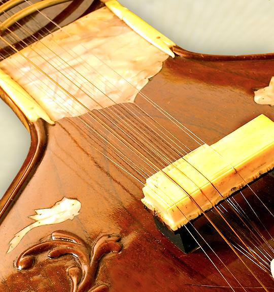 Muziek van Maharishi Gandharva