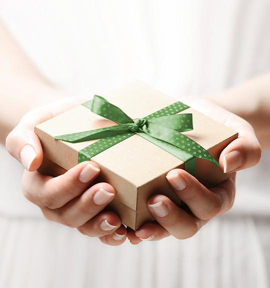 Geschenkideeën