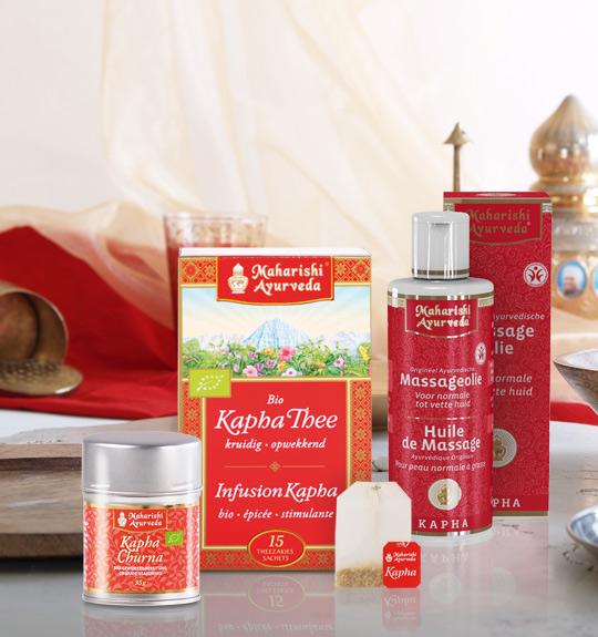 Kapha-producten