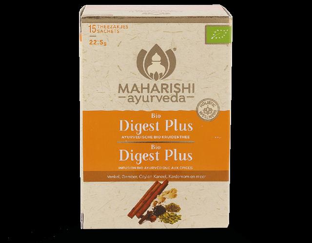 Digest Plus, kruidenthee, biologisch
