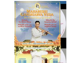 Hari Prasad Chaurasia (Bamboefluit) Goede slaap (22-1 uur), CD