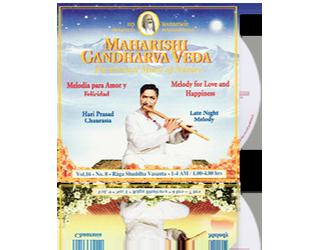 Hari Prasad Chaurasia (Bamboefluit) Liefde en geluk (1-4 uur), CD