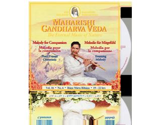 Hari Prasad Chaurasia (Bamboefluit) Mededogen (19-22 uur), CD