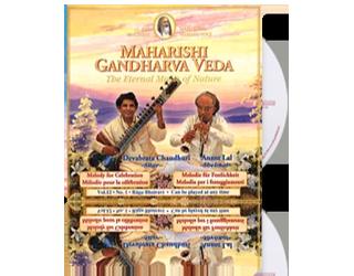 Raga Bhairavi – Melodie voor vieringen, CD