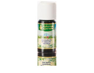 Ayurvedische Kruidenolie met Munt, 10 ml