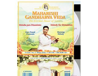 Hari Prasad Chaurasia (Bamboefluit) Dynamiek (7-10 uur), CD