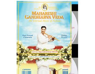 Hari Prasad Chaurasia (Bamboefluit) Energie (10-13 uur), CD