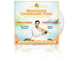 Hari Prasad Chaurasia (Bamboefluit) Vreugde (10-13 uur), CD