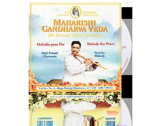 Hari Prasad Chaurasia (Bamboefluit) Vrede (4-7 uur), CD