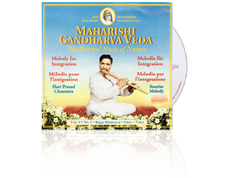 Hari Prasad Chaurasia (Bamboefluit) Integratie (4-7 uur), CD