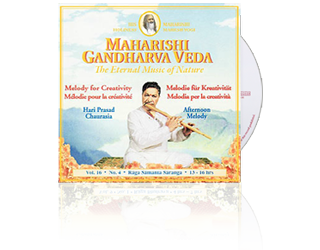 Hari Prasad Chaurasia (Bamboefluit) Creativiteit (13-16 uur), CD
