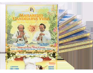 De complete set Shenai Duet Anant Lai en Daya Shankar, 8 CD'