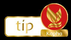Tips voor het Kapha-type