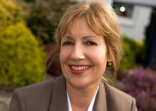 Gudrun Buchzik, plaatsvervangend bedrijfsleider