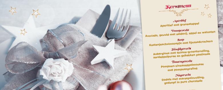Ayurvedisch Kerstmenu