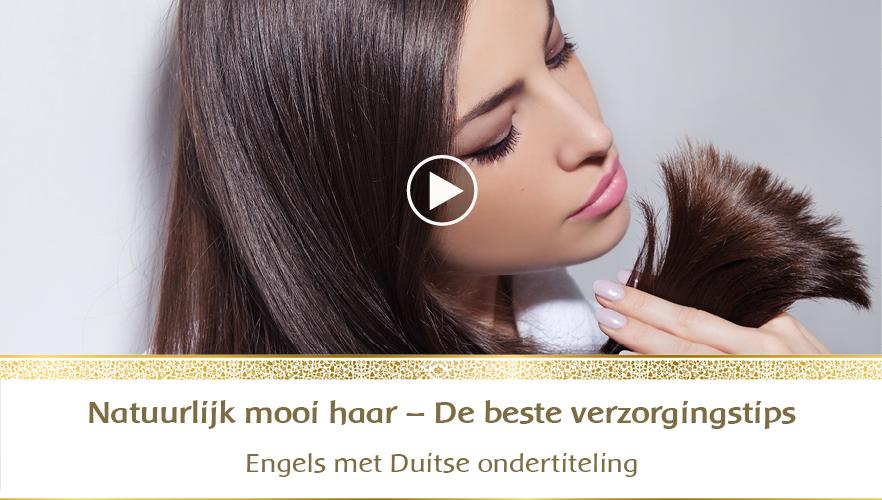 YouTube Webinar: Natuurlijk mooi haar – de beste verzorgingstips voor ieder dosha-type