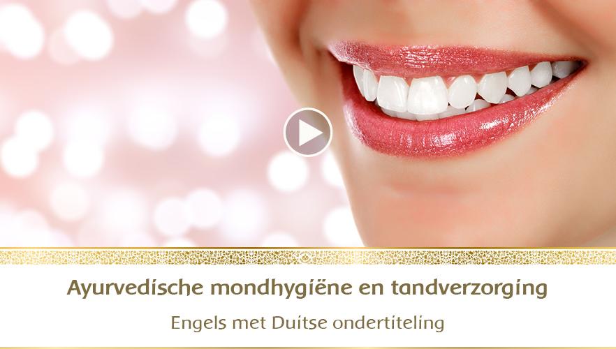 YouTube Webinar: Ayurvedische mondhygiëne en tandverzorging