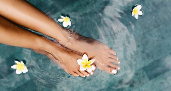 Gezonde voeten - gezond lichaam