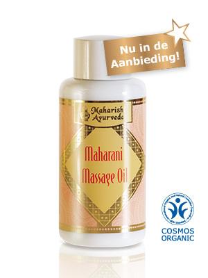 Maharani - Massage olie voor vrouwen