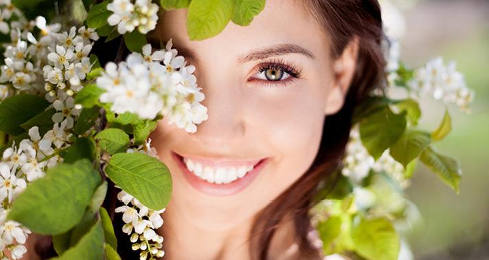 Mooie stralende en gezonde huid met ayurveda